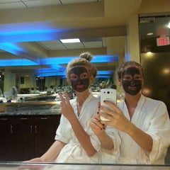 Photo taken at Aqua Day Spa by Anna A. on 3/9/2014