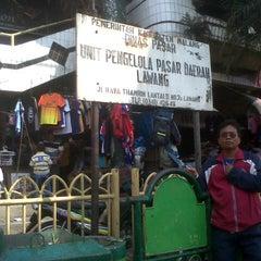 Photo taken at Pasar Lawang by Roman A. on 9/9/2012