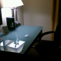 Photo taken at Quality Inn & Suites Airpark East by Vinny M. on 4/19/2012