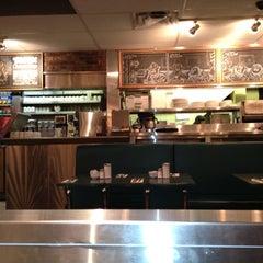 Photo taken at Elgin Street Diner by Trefor M. on 4/7/2012
