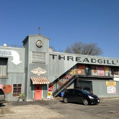 Photo taken at Threadgill's by Rich P. on 2/21/2013