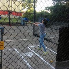 Photo taken at St. Matthews Batting Machines by Rich C. on 8/14/2013
