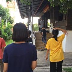 Photo taken at Wat Luang by Pimchaya T. on 1/21/2016