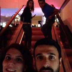 Photo taken at Holland Casino by Hacik U. on 10/19/2014