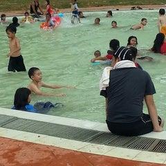 Photo taken at D'Cove Pasir Panjang Family Park by Anna M. on 6/2/2013
