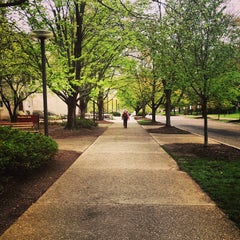 Photo taken at Indiana University Bloomington by Jared H. on 5/1/2013