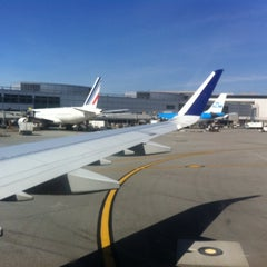 Photo taken at Gate A11 by Emmanuel C. on 3/9/2015