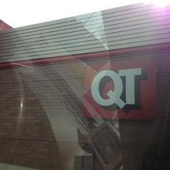 Photo taken at QuikTrip by Linda L. on 1/29/2013