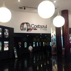 Photo taken at Cines Costazul by Xicow C. on 11/4/2013