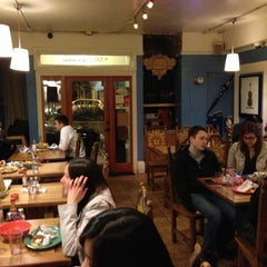 Photo taken at The Little Chihuahua by Jon K. on 1/28/2013