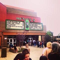 Photo taken at Cinemark Movies 8 by Elijah A. on 6/27/2014
