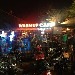 Photo taken at Warm Up Café (วอร์มอัพ คาเฟ่) by Kew_Amm K. on 7/20/2013