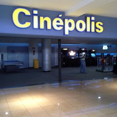 Photo taken at Cinépolis by Liza M. on 8/21/2013