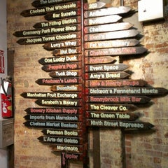 Photo taken at Chelsea Market by Jamie on 2/15/2013
