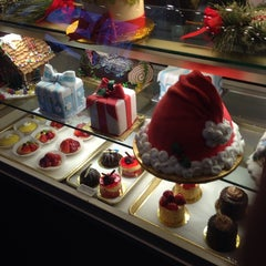 Photo taken at Amphora Bakery by Mario A. on 12/3/2013