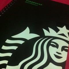 Photo taken at Starbucks (สตาร์บัคส์) by KhaK S. on 11/16/2012