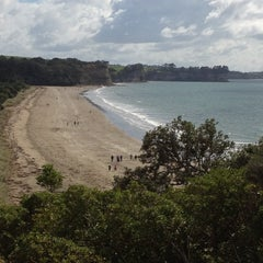Photo taken at Long Bay Beach by Jay-D O. on 4/19/2013