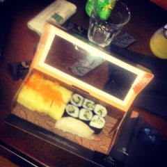Photo taken at Sushi Shop by Chaad B. on 12/15/2014