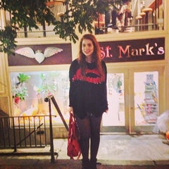 Photo taken at St. Mark's Market by Livia T. on 10/23/2013