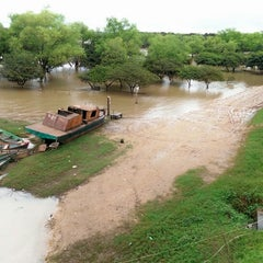 Photo taken at Rio Pardo by Alexandre M. on 9/30/2014