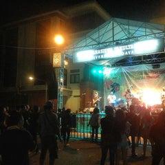 Photo taken at Rektorat Universitas Udayana by Wayan C. on 3/15/2015