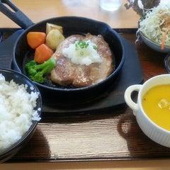 Photo taken at やすらぎの里しもつま by あや on 11/9/2013