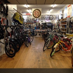 Photo taken at Harris Cyclery by Todd V. on 11/27/2013