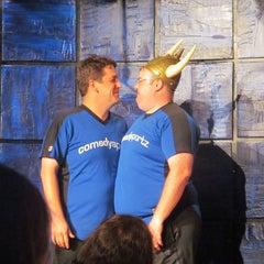 Photo taken at ComedySportz Theatre by ComedySportz Theatre on 9/22/2014