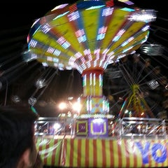 Photo taken at Malacca Fun Fair by Muhammad F. on 1/17/2014