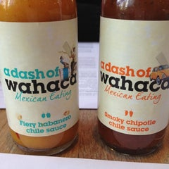 Photo taken at Wahaca by Paul F. on 10/14/2012