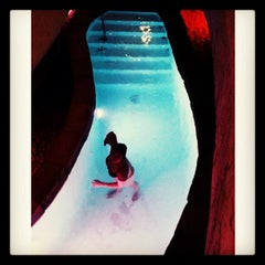 Photo taken at Balneario de Solares by Nansky G. on 12/27/2012