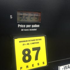Photo taken at Costco Gasoline by John C. on 10/2/2013