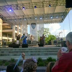 Photo taken at Baton Rouge Blues Festival by TheDigitalDoctr on 4/12/2014