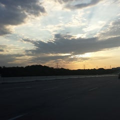 Photo taken at President George Bush Turnpike (PGBT) by Steve N. on 8/10/2014