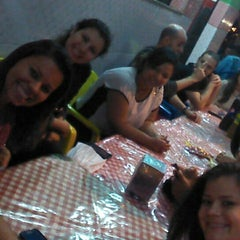 Photo taken at Pizzaria D'Carlos by Raquel S. on 4/28/2014