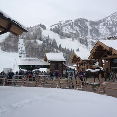 Photo taken at Snowbasin Resort by Lon M. on 1/12/2013