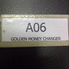 Photo taken at Golden Money Changer by Hadi S. on 7/5/2014
