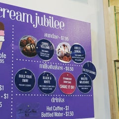 Photo taken at Ice Cream Jubilee by Krystina on 7/15/2015