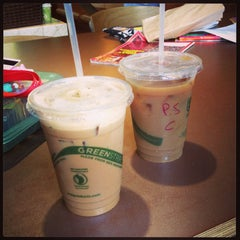 Photo taken at AU – Davenport Coffee Lounge by Grace W. on 9/6/2013