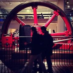 Photo taken at Science Museum by Filmatu on 10/1/2012