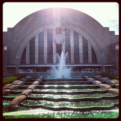 Photo taken at Cincinnati Museum Center at Union Terminal by Jonas W. on 6/23/2012