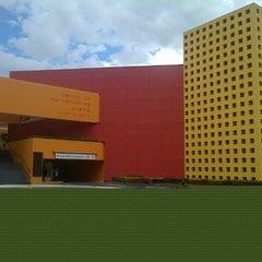 Photo taken at Centro de Convenciones William O. Jenkins by Jorge Luis H. on 6/19/2013