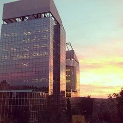 Photo taken at University of Akron by Kortney K. on 9/12/2013