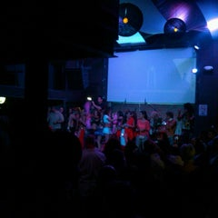 Photo taken at Barezzito Live by Ruben T. on 11/4/2012