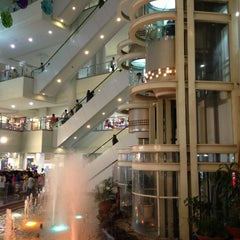 Photo taken at Robinsons Galleria by Bobby D. on 4/24/2013