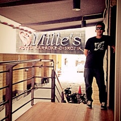Photo taken at Mille's International Executive Club by Ancha P. on 1/4/2014
