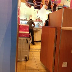 Photo taken at Baskin Robbins by Zeb E. on 10/4/2014