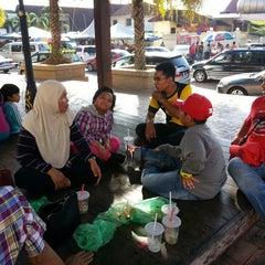 Photo taken at Dataran Shah Bandar Kuala Terengganu by Hiemash Hussain on 3/26/2014