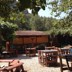 Photo taken at Olympos Deep Green Bungalows by 🇹🇷Fatih🇹🇷 . on 8/8/2015