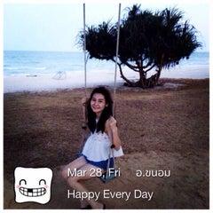 Photo taken at Chonnapha Resort by yUii on 3/28/2014